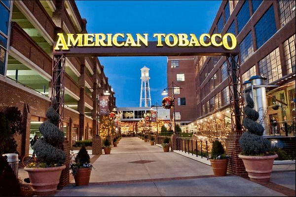 American Tobacco in Durham