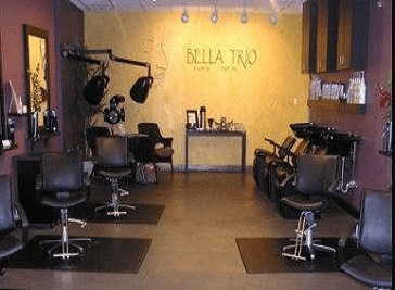 Bella Trio Salon and Day Spa in Durham