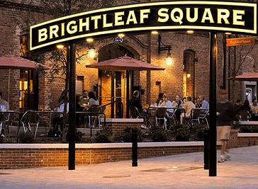 Brightleaf Square in Durham