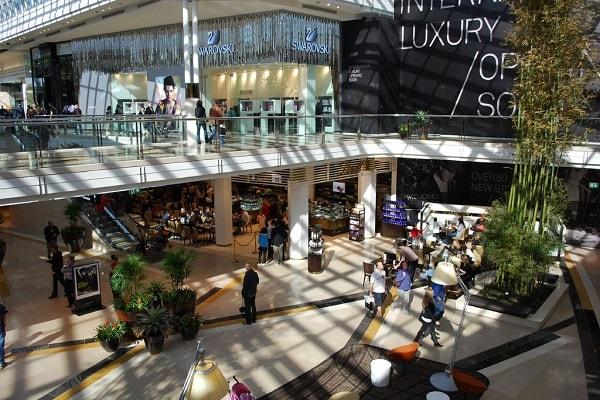 Shopping in Durham