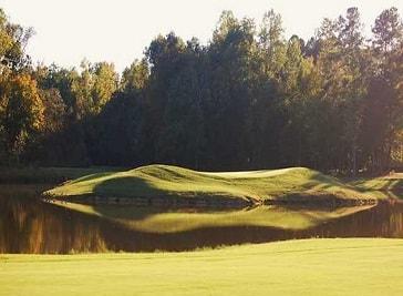 The Crossing Golf Club in Durham